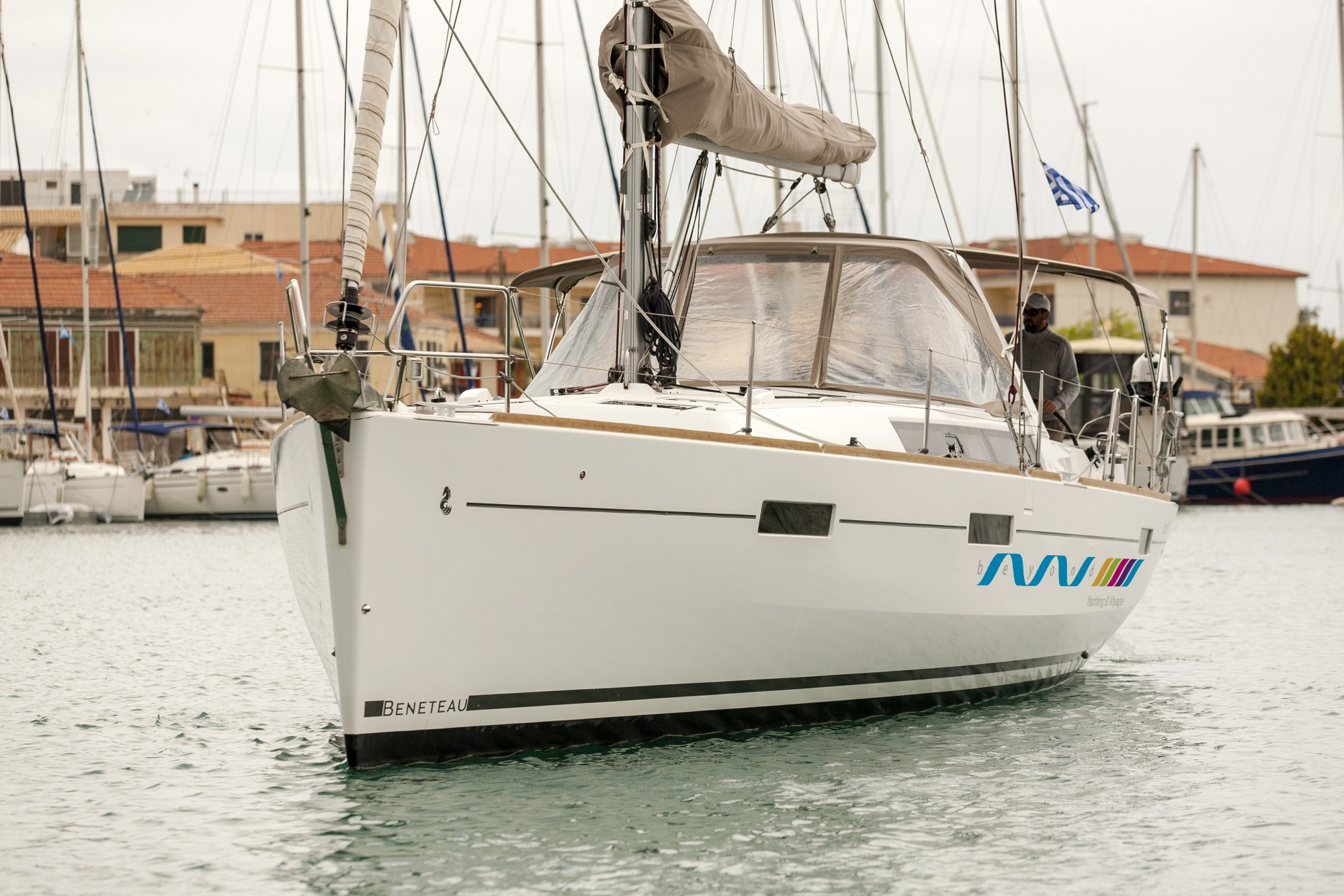 Oceanis 45 Prodigy Beyond Yachting